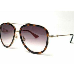 Gucci Women's Havana Sunglasses!